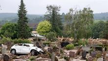 Total de mortos em enchentes na Alemanha e Bélgica passa de 125