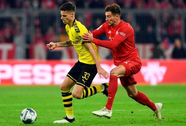 Alemanha - O futebol retornou em 9/5 e restam seis rodadas para o seu término. Bayern (64p) e Borussia Dortmund (57p) são os candidatos ao título Estes dois times venceram os dez últimos campeonatos e o Bayern tenta o octa.