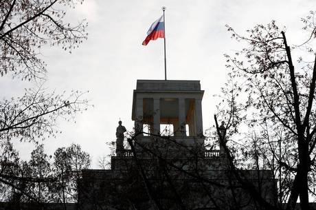 Alemanha expulsa dois diplomatas russos