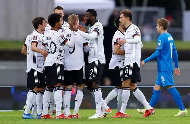 Alemanha: sete títulos