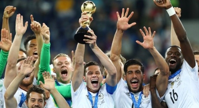 c999f7fd5b Alemanha segue no topo do ranking da Fifa