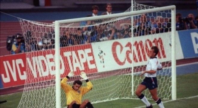 Alemanha x Inglaterra - Semifinal da Copa do Mundo de 1990