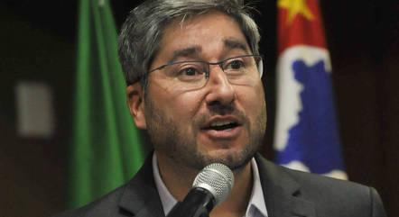 Fernando Cury  06/08/2019 - Frente Parlamentar de Combate ao Diabetes é relançada na Alesp , deputado Fernando Cury