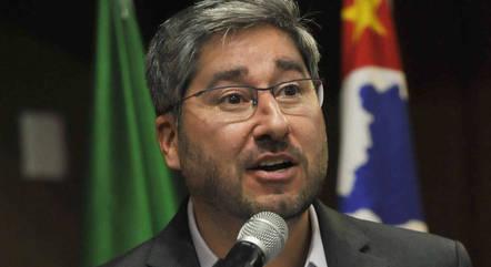 Na imagem, dep. Fernando Cury (Cidadania)