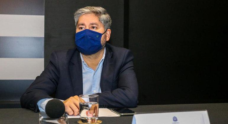 'Foi gentileza', diz deputado Fernando Cury, acusado de importunação sexual na Alesp