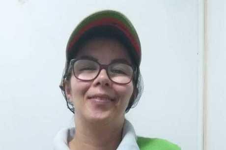 Alessandra trabalha em uma unidade de Santos