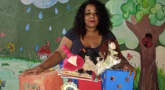 Alessandra Gabriel criou um espaço para acolher filhos de mães da periferia