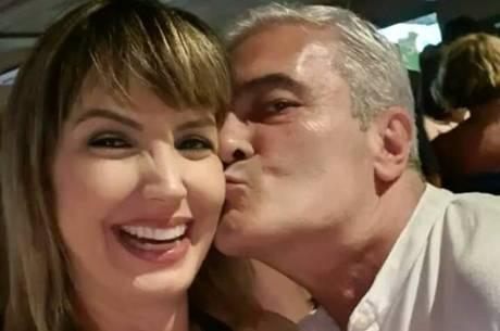 Alessandra e Rogério estavam casados há 23 anos