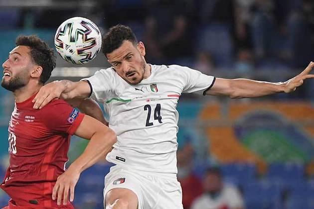 Alessandro Florenzi - PSG - Lateral-direito - 30 anos - 13 milhões de euros (R$ 77 mi) - Contrato até 30/06/2021