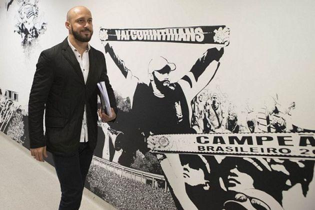 Alessandro - O capitão da conquista do Mundial se aposentou no ano seguinte e assumiu o cargo de gerente de futebol. Porém, deixou a função e o clube em 2019 e segue no mercado em busca de novas experiências.