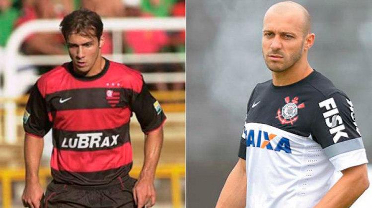 ALESSANDRO – O lateral-direito é mais um exemplo de jogador que foi multicampeão com os dois clubes.