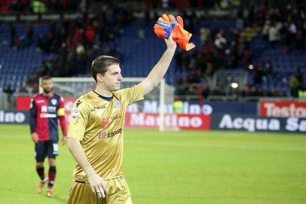 ALESSIO CRAGNO - 26 anos - Cagliari - R$ 98 milhões.