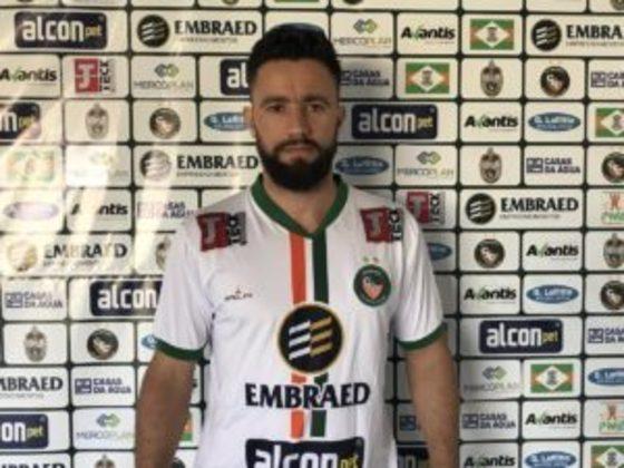 ALEX BRUNO - Titular na conquista da Libertadores de 2005, virou reserva ainda naquele ano. Deixou o clube em 2007 e passou pelo Botafogo, Sport, Paraná e Nacional da Ilha de Madeira, em Portugal, até se aposentar em 2016. Aos 38 anos, já foi auxiliar de clubes e empresário de diversos ramos, como pizzaria e barbearia.