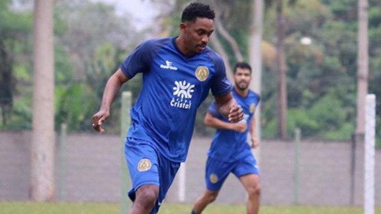 Alex Henrique: 36 anos – meio-campo – Aparecidense – 8 gols em 13 jogos no Campeonato Goiano