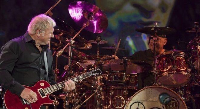 Rush: vendas de músicas crescem mais de 2.000% após morte de Neil Peart
