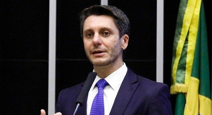 O deputado Alex Manente (Cidadania-SP)