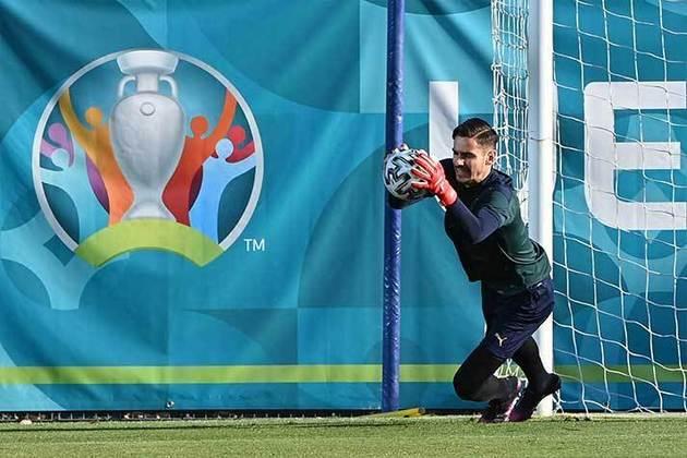 Alex Meret - Napoli - Goleiro - 24 anos - 20 milhões de euros (R$ 119 mi) - Contrato até 30/06/2023