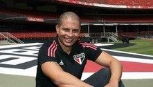 São Paulo oficializa ex-meia Alex como o novo treinador do Sub-20