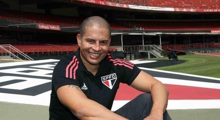 Alex é o novo treinador da equipe sub-20 do São Paulo