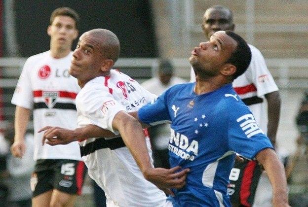 Alex Silva (35 anos) -Tricampeão brasileiro pelo São Paulo e com passagem pelo Flamengo, Alex Silva,