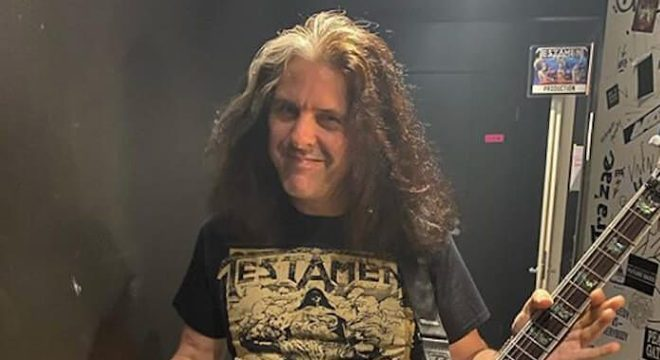 Alex Skolnick (Testament)