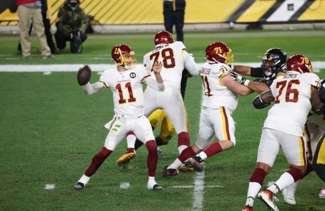 Alex Smith – O quarterback de Washington Football Team sofreu uma lesão gravíssima em novembro de 2018, fraturando a fíbula e a tíbia de sua perna direita em confronto contra o Houston Texans. Smith foi submetido a 17 cirurgias e quase teve seu membro amputado.