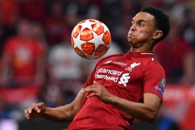 Alexander-Arnold (Liverpool) – Seleção da Inglaterra