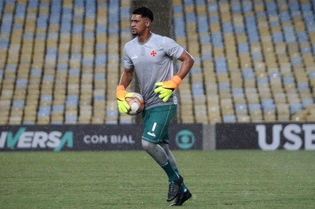 Alexander (Goleiro) - Vasco 2 x 1 Santos - São Januário - Copa do Brasil - 24 de abril de 2019.