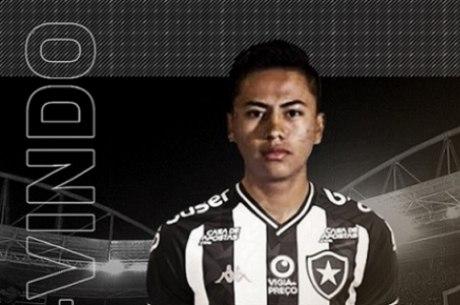 Lecaros é mais um reforço para o Botafogo