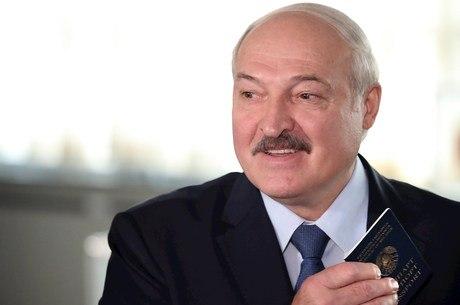 Lukashenko foi reeleito em Belarus