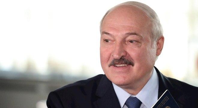 Alexandr Lukashenko anunciou a inauguração para novembro deste ano
