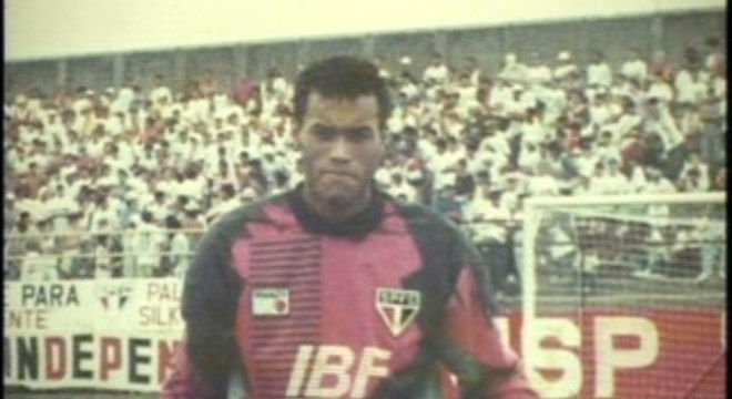 Alexandre tinha total confiança de Telê Santana. Sua vida iria mudar no São Paulo