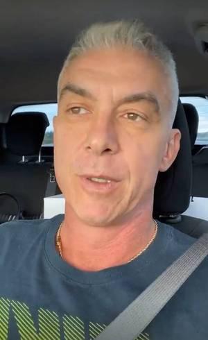 Alexandre luta contra câncer