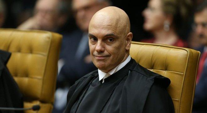 Ao abrir inquérito, Toffoli designou Moraes para relatar o caso