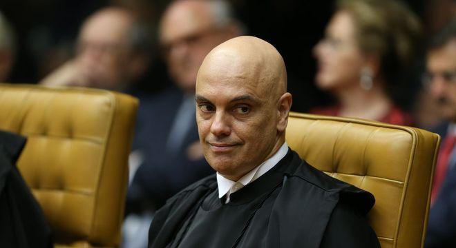 Alexandre de Moraes determinou busca e apreensão no âmbito da investigação