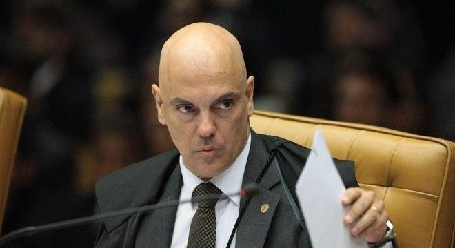 Ministro Alexandre de Moraes liberou a verba neste domingo (22)