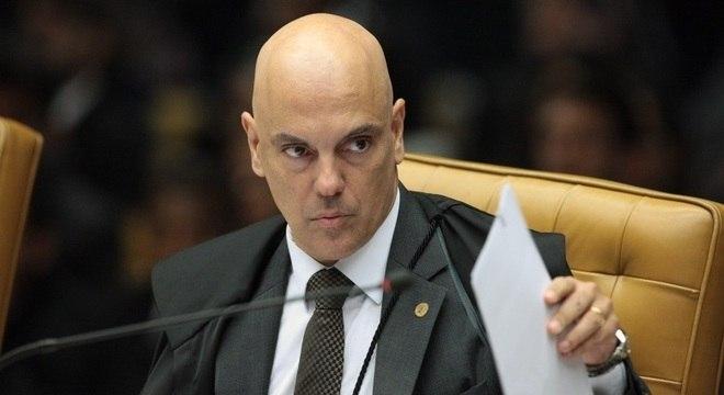 Casa do ministro do Supremo Alexandre de Moraes foi alvo de protestos