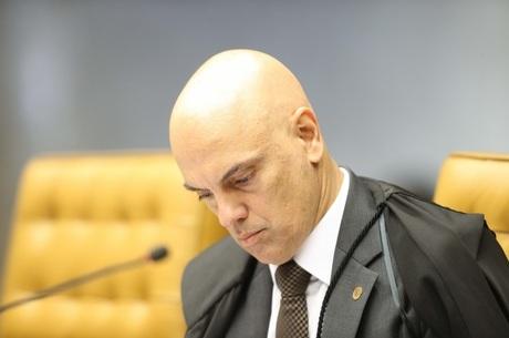 Alexandre de Moraes foi terceiro a votar habeas corpus