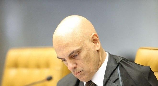 Na semana passada, Moraes recuou e derrubou censura imposta a uma revista digital