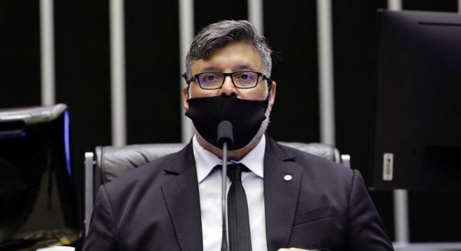 """O deputado federal Alexandre Frota (PSDB-SP): """"O esporte nacional está falindo"""""""