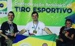 Alexandre Galgani, tiro esportivo, paralimpíada