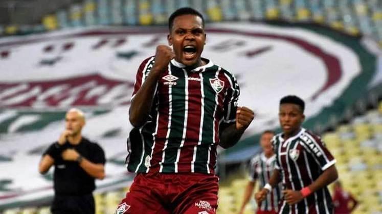 Alexandre Jesus - 20 anos - atacante - contrato com o Fluminense até 31/12/2023