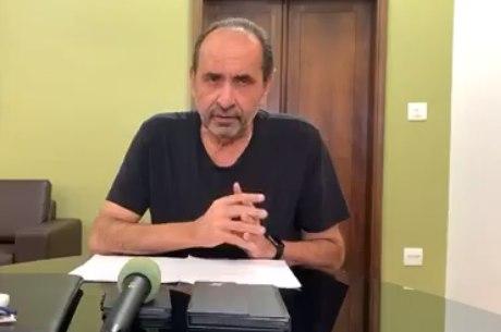 Prefeito anunciou suspensão de serviços não essenciais