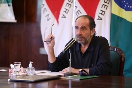 Kalil criticou governo do Estado