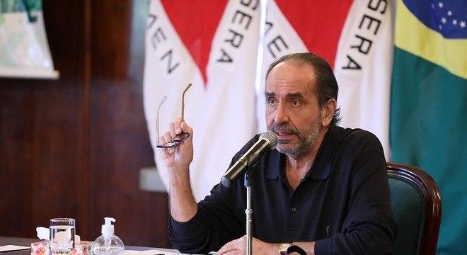 Prefeito Alexandre Kalil anunciou ampliação da abertura do comércio