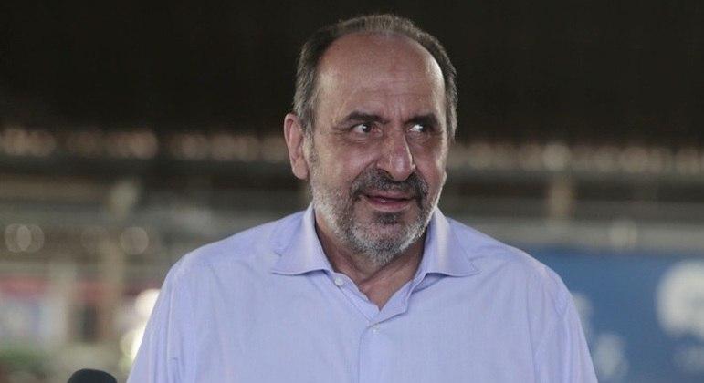 O prefeito de Belo Horizonte, Alexandre Kalil