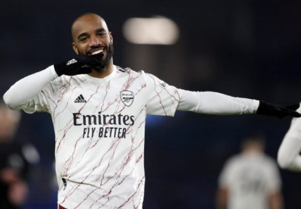 Alexandre Lacazette - 30 anos - Atacante - Clube: Arsenal - Contrato até: 30/06/2022