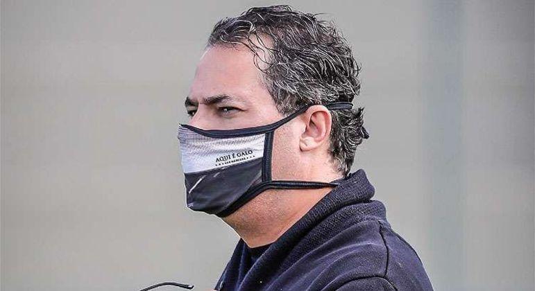 Depois de fracassar no Palmeiras, outro péssimo trabalho. E demissão no Atlético Mineiro