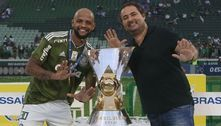 'Fazer o Palmeiras renascer foi o maior título', Alexandre Mattos