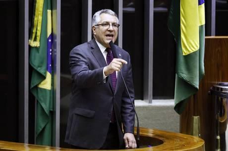 Na imagem, o deputado federal Alexandre Padilha (PT-SP)